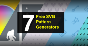 Free SVG Vector Pattern Generators