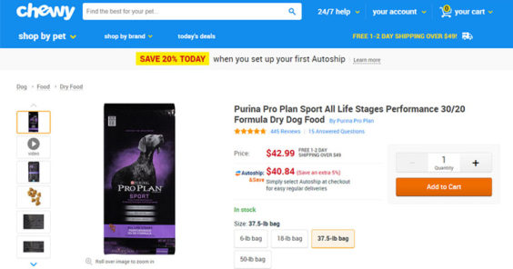 Ecommerce Product Page Design: Best Practices & Tips For Web Designers