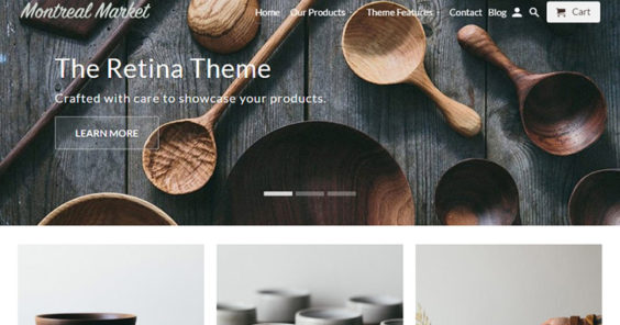 20 Best Premium Paid Shopify Ecommerce Themes