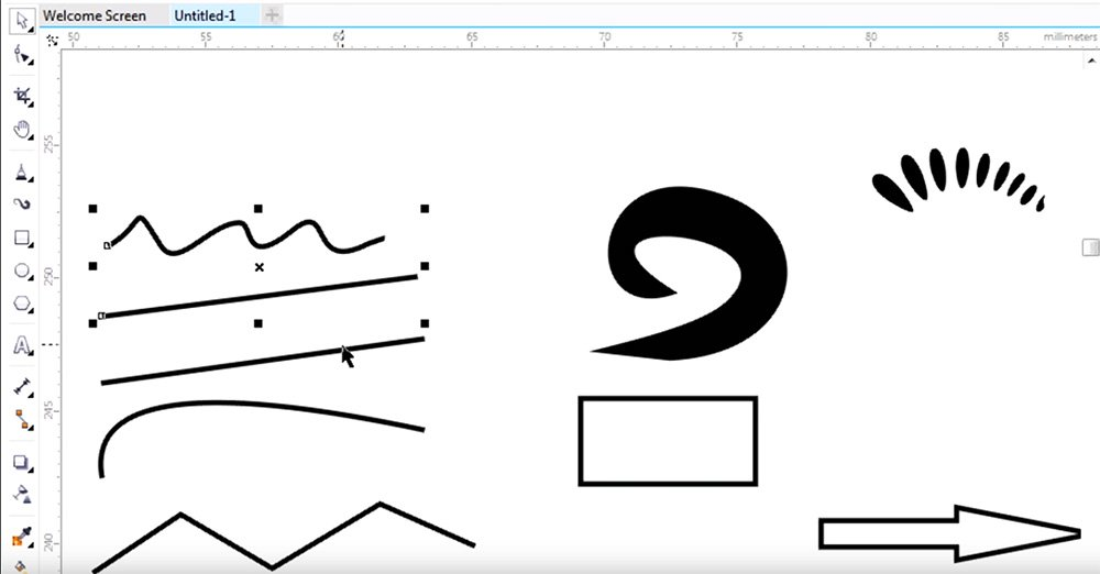 Corel draw tutorials | creative design in coreldraw tutorial youtube.