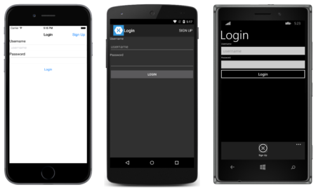 Xamarin Forms Mobile App Development - Vandelay Design