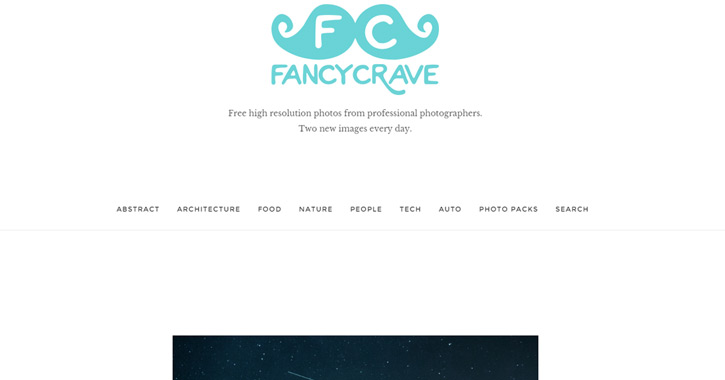 fancycrave website stock photos