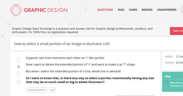 graphic design exchange