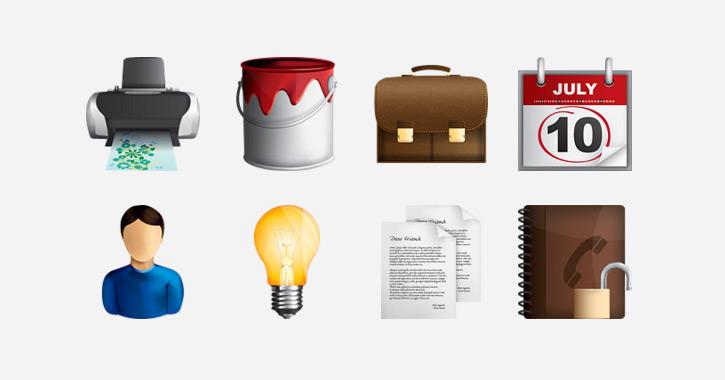 shine icons