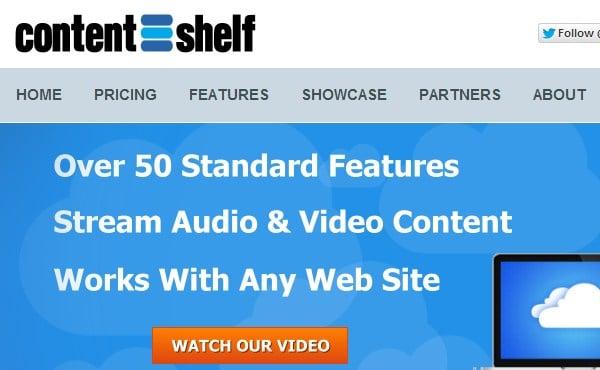 Content Shelf