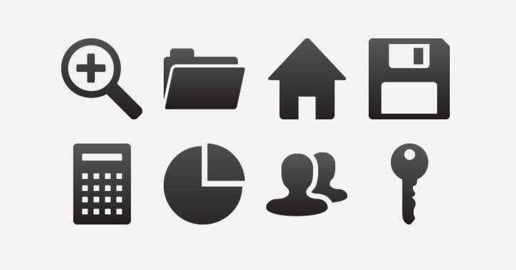 symbolize icons