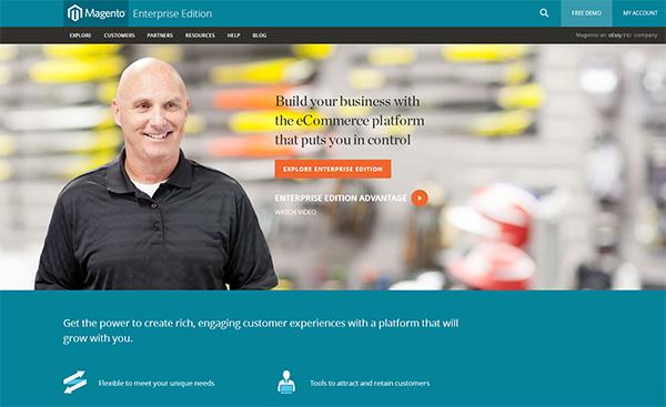 Magento Enterprise
