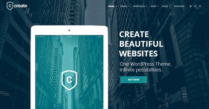 Create WordPress Theme