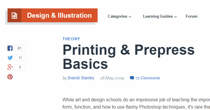 printing prepress tutorials
