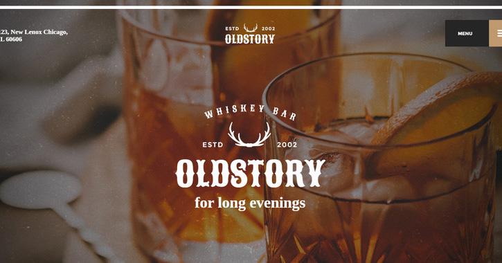 Oldstory - Whiskey Bar