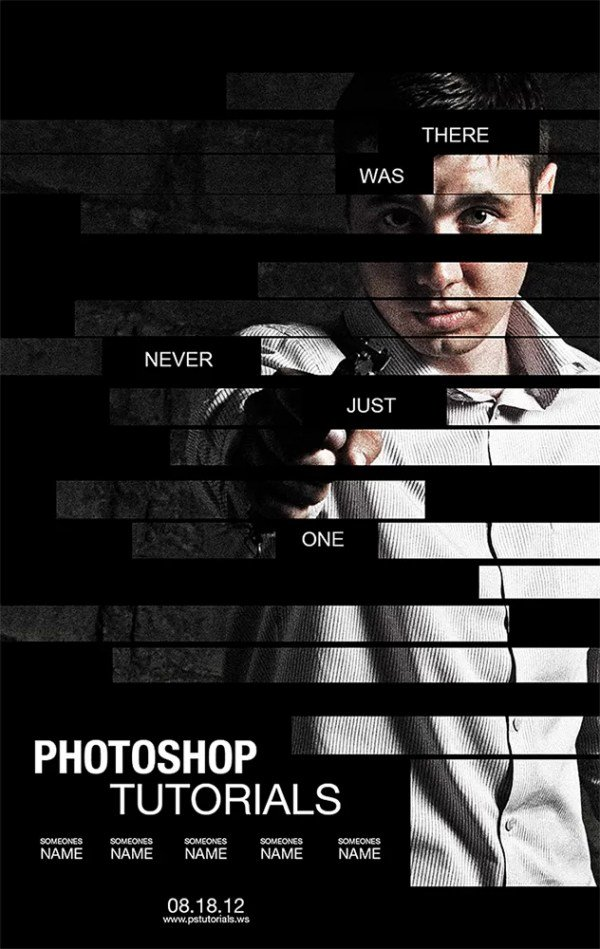 Poster Design 35 Photoshop Tutorials For Designing Your