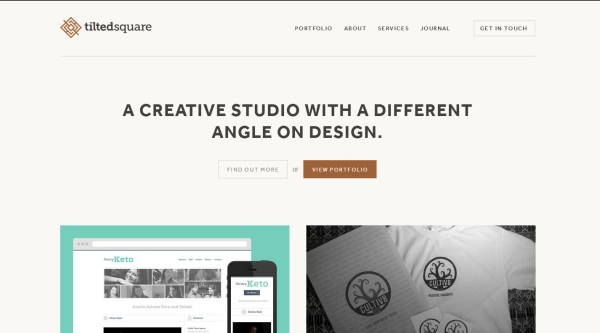 25 effective design portfolio websites