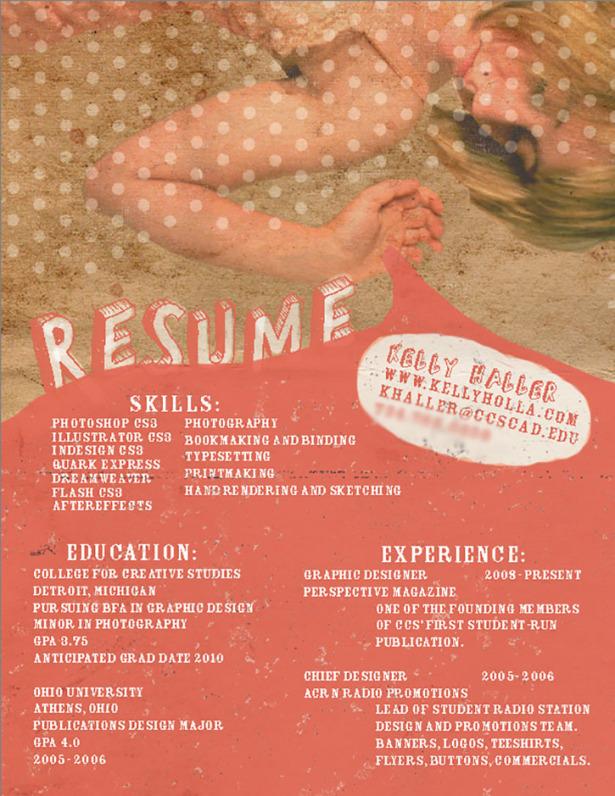 39 fantastically creative resume and cv exles