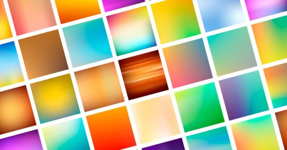 5,000+ Free Photoshop Gradients for Designers