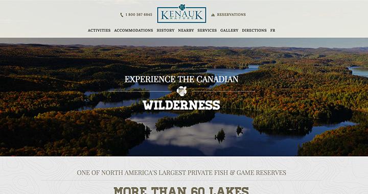 Kenauk Nature Website