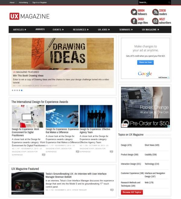 UX Magazine