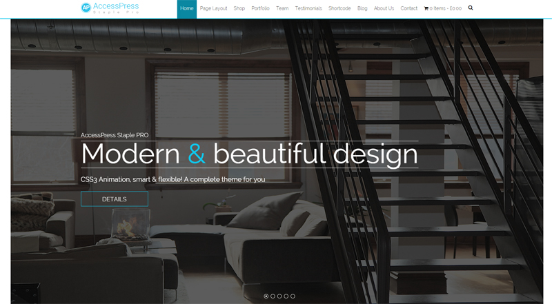 Amazing WordPress Slider Themes