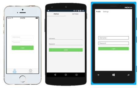 Mobile App Development with Xamarin Forms