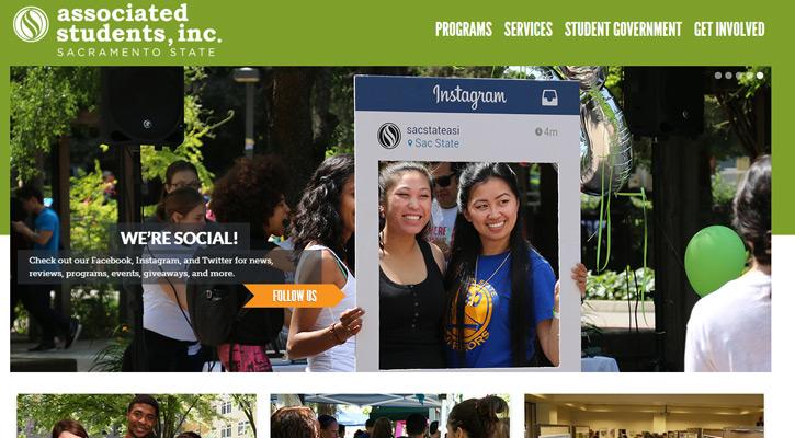 Associated Students, Sacramento State