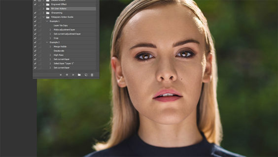 30 Awesome Tutorials That Teach You How to Create Photoshop Actions
