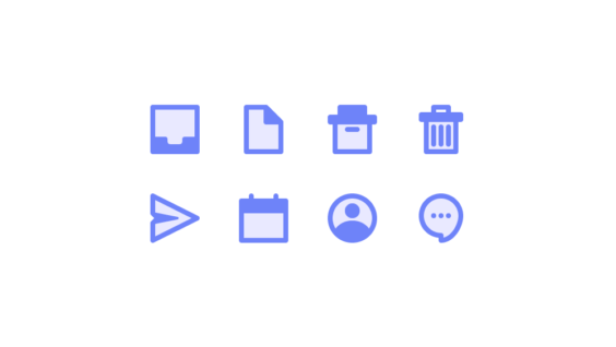 How to Create an Email UI Icon Pack