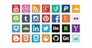 50+ Sets of Free Social Media Icons