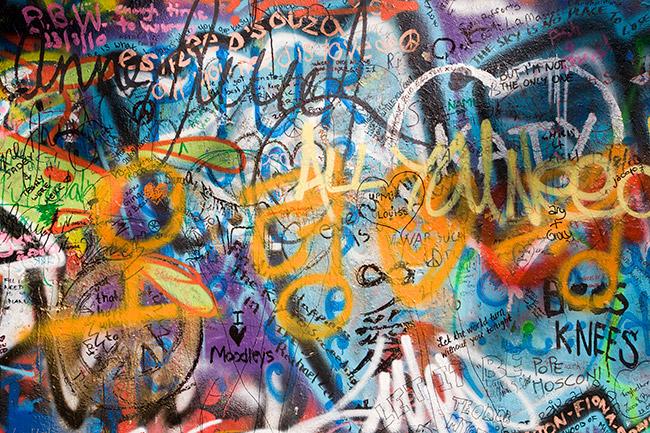 Design Inspiration: Graffiti Art Showcase