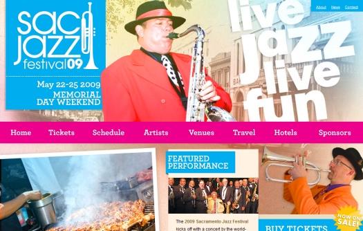 Sacramento Jazz Festival