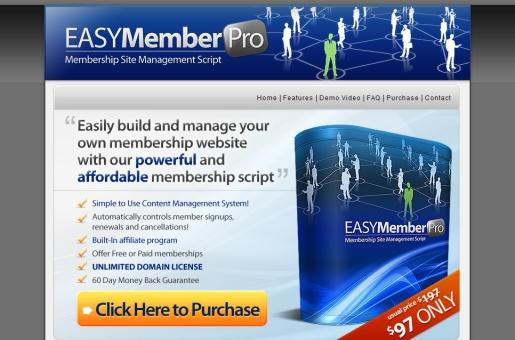 Easy Member Pro