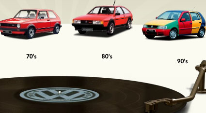 Volkswagon 60 jaar