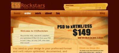 CSS Rockstars