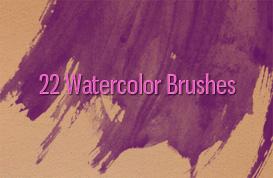 Watercolor Brushes – Part II