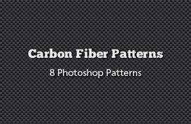 Carbon Fiber Photoshop Patterns