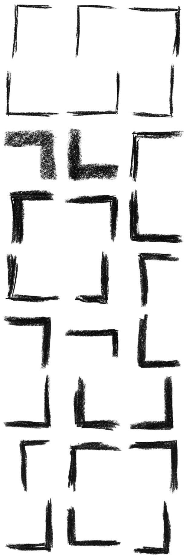 Hand-Drawn Corners
