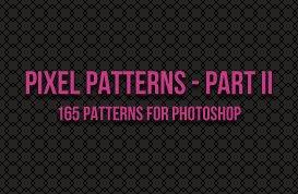 Pixel Patterns – Part II