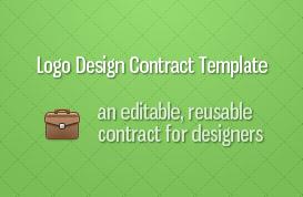 Logo Design Contract Template