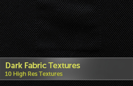 Dark Fabric Textures
