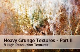 Heavy Grunge Textures – Part II