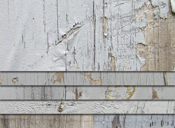 Peeling Paint Textures - Part I