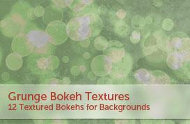 Grunge Bokeh Textures