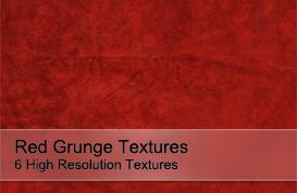 Red Grunge Textures