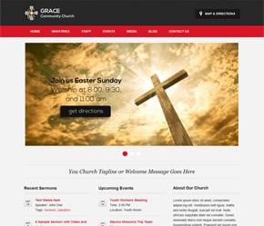10+ best wordpress church themes & templates for 2019.