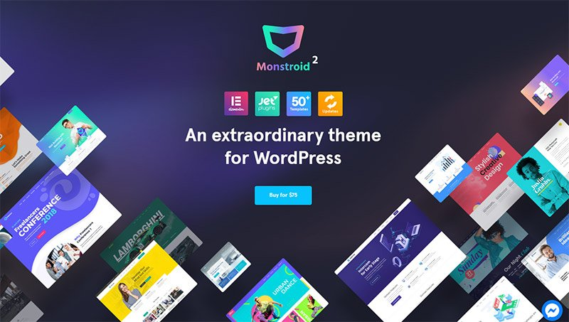 The Best Multipurpose WordPress Themes for Any Type of Website