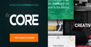 10 Multipurpose WordPress Themes for Designers