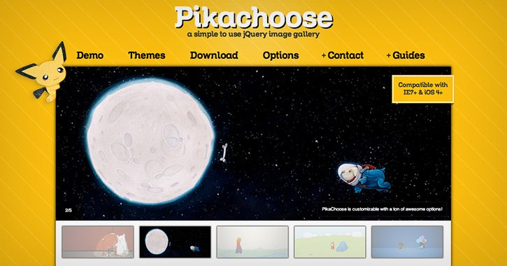 pikachoose