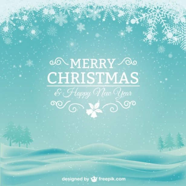 15 Christmas Vector Graphics to Download for Free 13