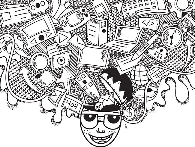 35+ Stunning Doodles for Inspiration