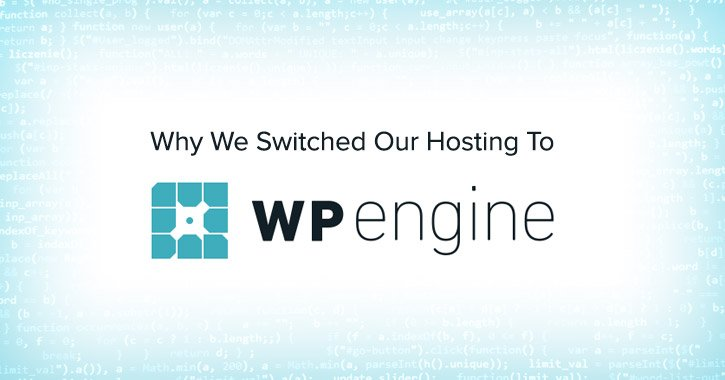 WP Engine Hosting Review